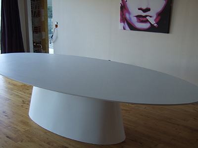 ARG Concept Corian Nos services tables